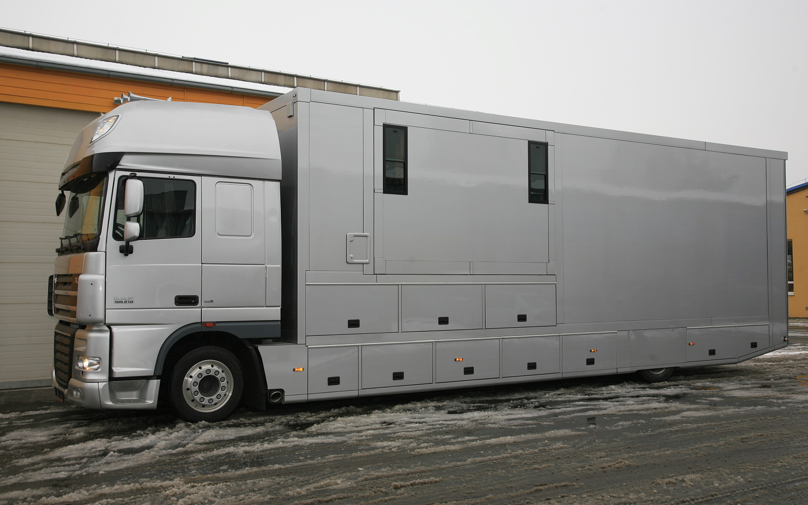 Cargodesign Extension For Transportation Of Racing Cars Jsc 2